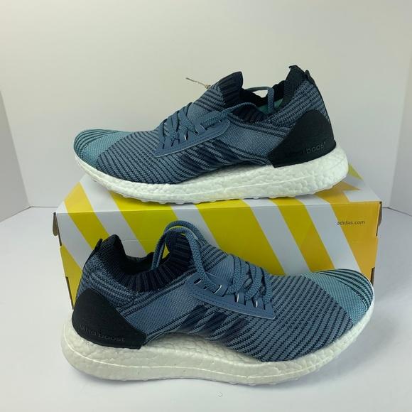 Adidas Ultraboost X Parley Raw Grey AQ0421 | Grijs